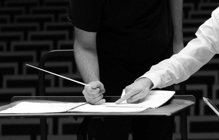 Composer Conductor-Workshop