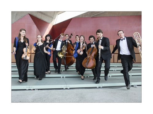 European Union Youth Orchestra (Orchestra in Residence) © Nancy Horowitz