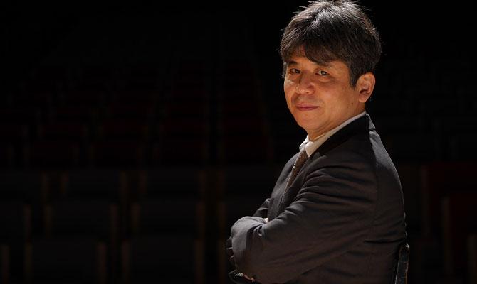 Toshio-Hosokawa © Kaz Ishikawa