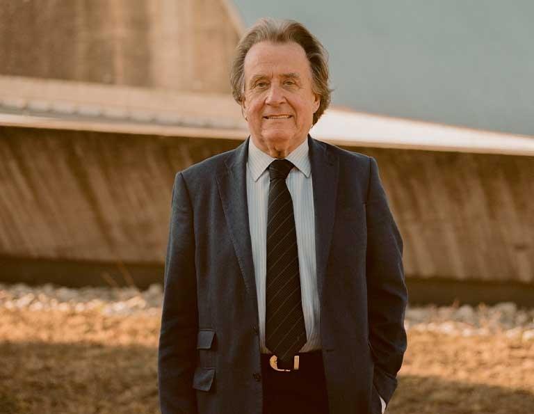 Pianist Rudolf Buchbinder ist für das künstlerische Programm des Grafenegg Festivals und der Sommerkonzerte verantwortlich.