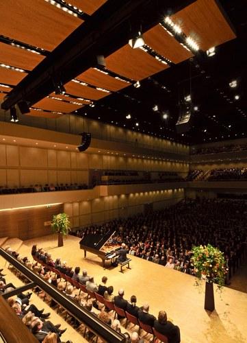 Konzert im Auditorium