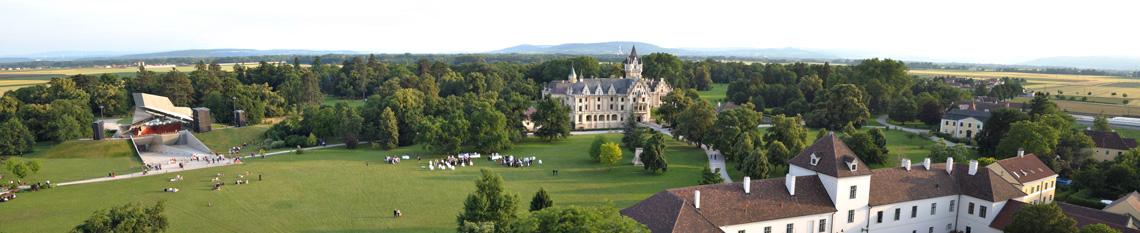 Panorma – Schlosspark