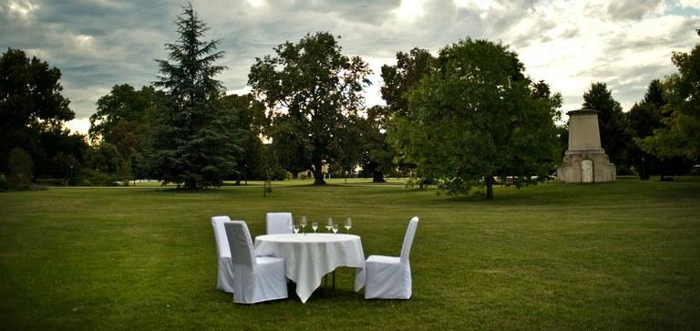 32 Hektar Idyll, 300 Jahre Parkgeschichte: Der Park bietet endlose Möglichkeiten, den eigenen Lieblingsplatz zu finden.  © Manfred Klimek