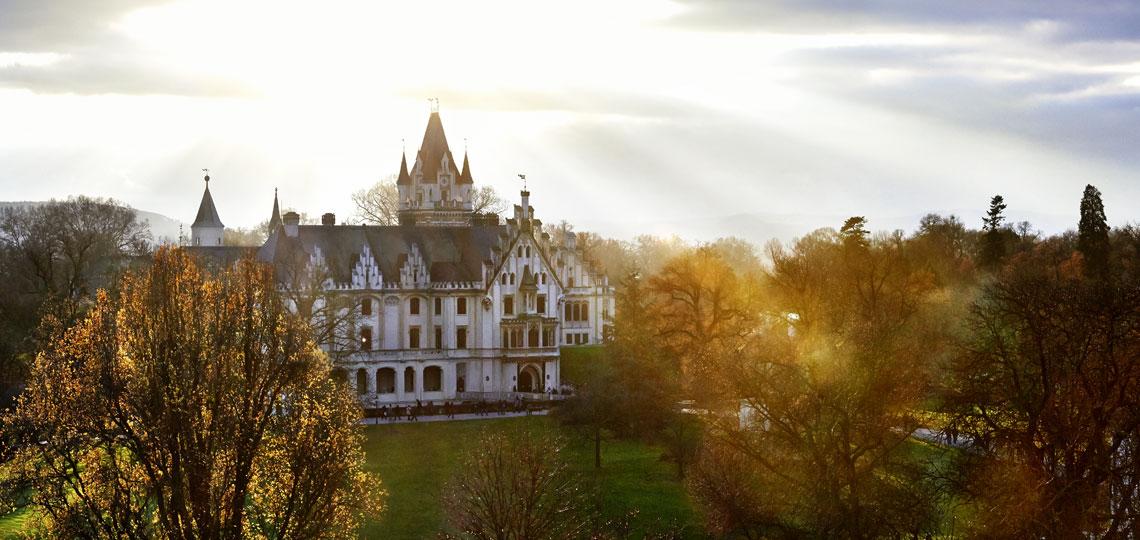 Herbststimmung in Grafenegg © Alexander Haiden