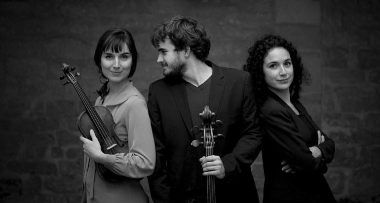 Trio Karénine • ECMA ensemble © Lyodoh Kaneko