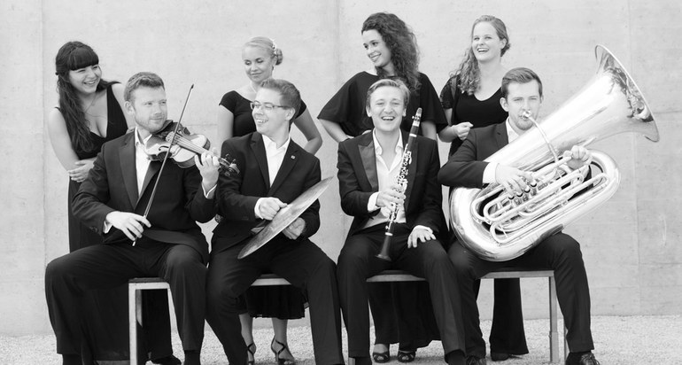 European Union Youth Orchestra · orchestra © Sebastian Philipp