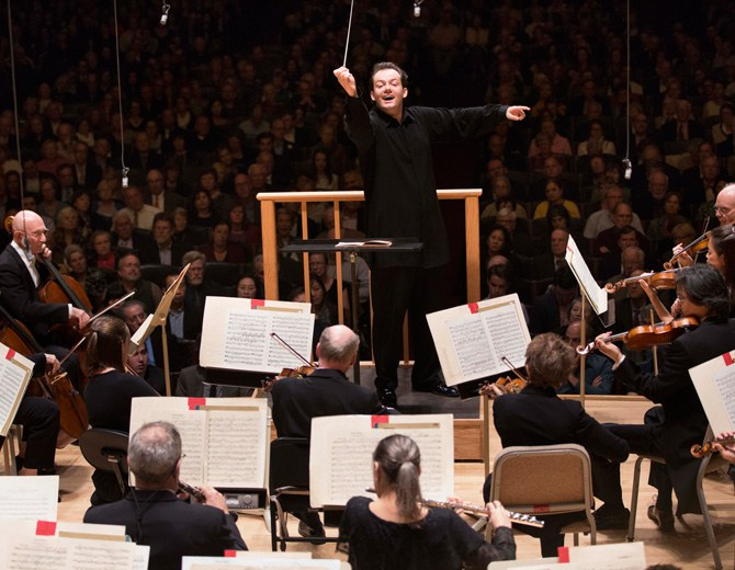 Andris Nelsons • conductor © Marco Borggreve