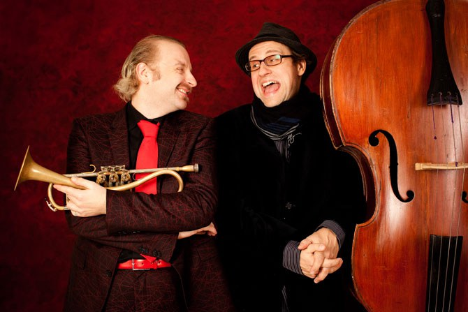 Thomas Gansch · vocals, trumpet