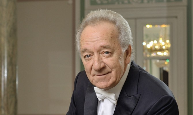 Yuri Temirkanov · conductor © unnamed