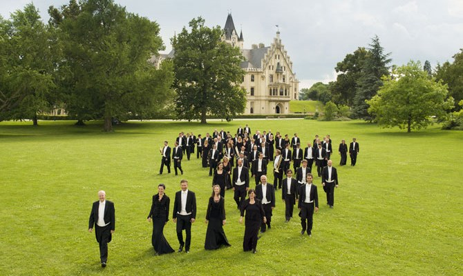 The Tonkunstler Orchestra in Grafenegg © Udo Titz