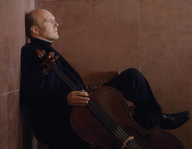 Truls Mørk • cello © Stéphane de Bourgies / Virgin Classics