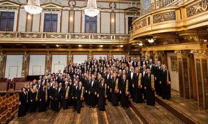 Wiener Singverein · choir © Stephan Polzer