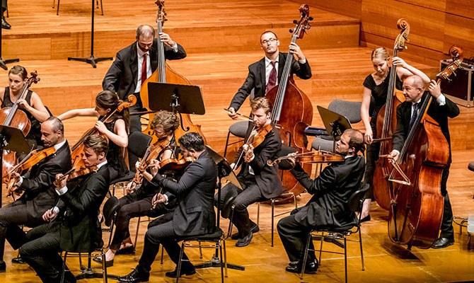 Gstaad Festival Orchestra · orchestra © Andreas Lander